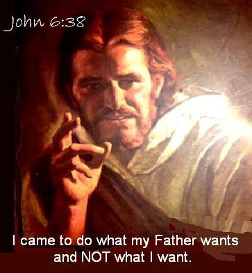 Our Messiah and Shepherd, Beloved Son of Almighty God and Father YAHWEH  .... will, but the will of him that sent me... John 6:38